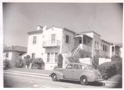 Malabar Apartments circa 1940